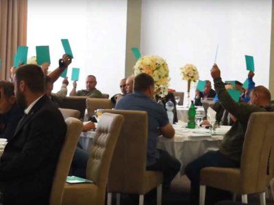 Skupština LSV, 26.09.2020. godine, Inđija